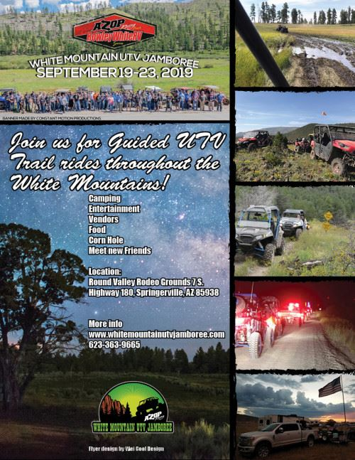 White Mountain UTV Jamboree