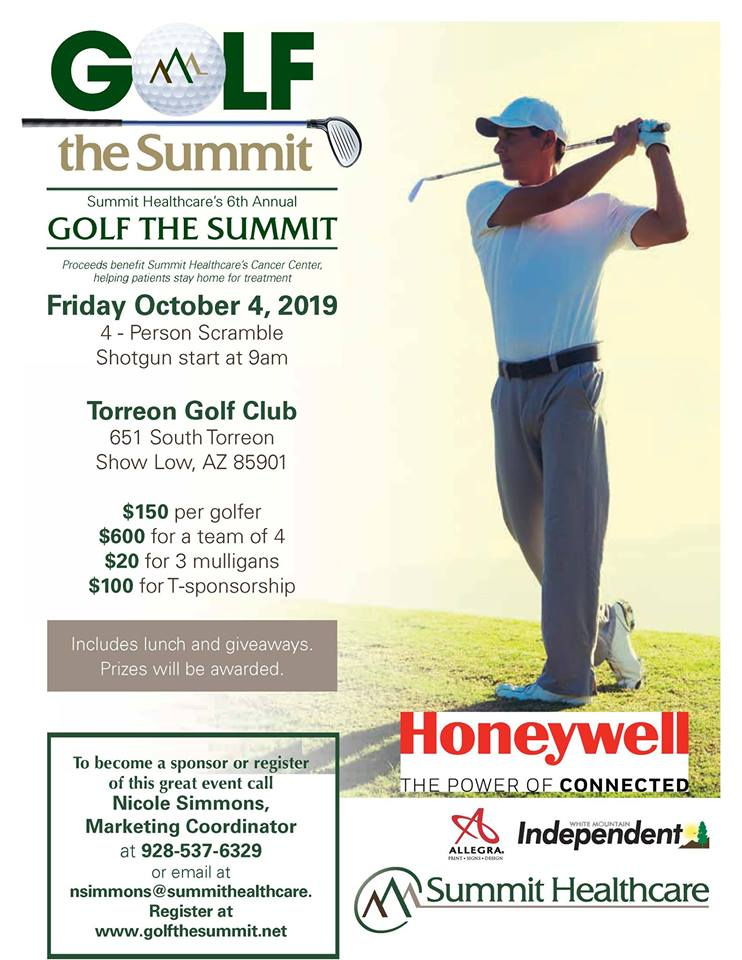 Golf the Summit