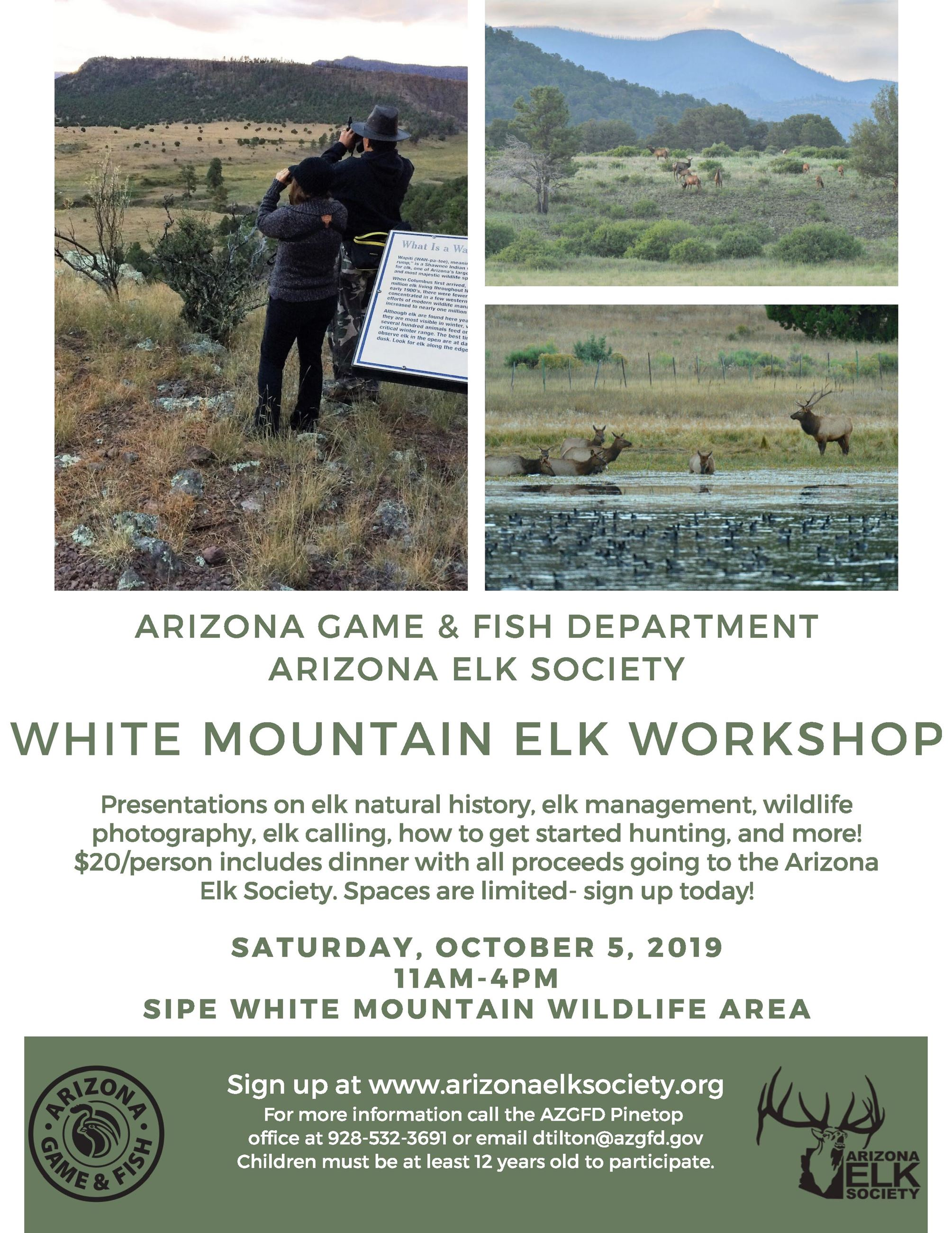 100519 Elk Workshop 2019