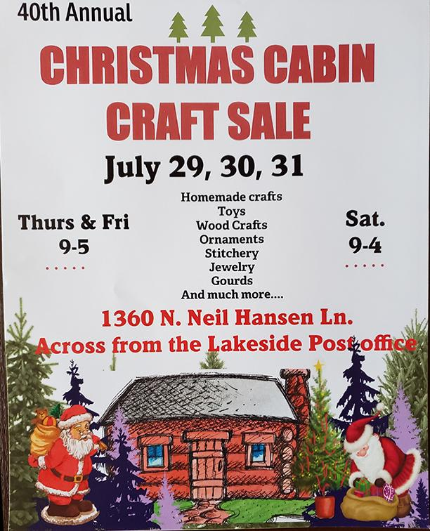 flier-christmas-cabin-craft-sale