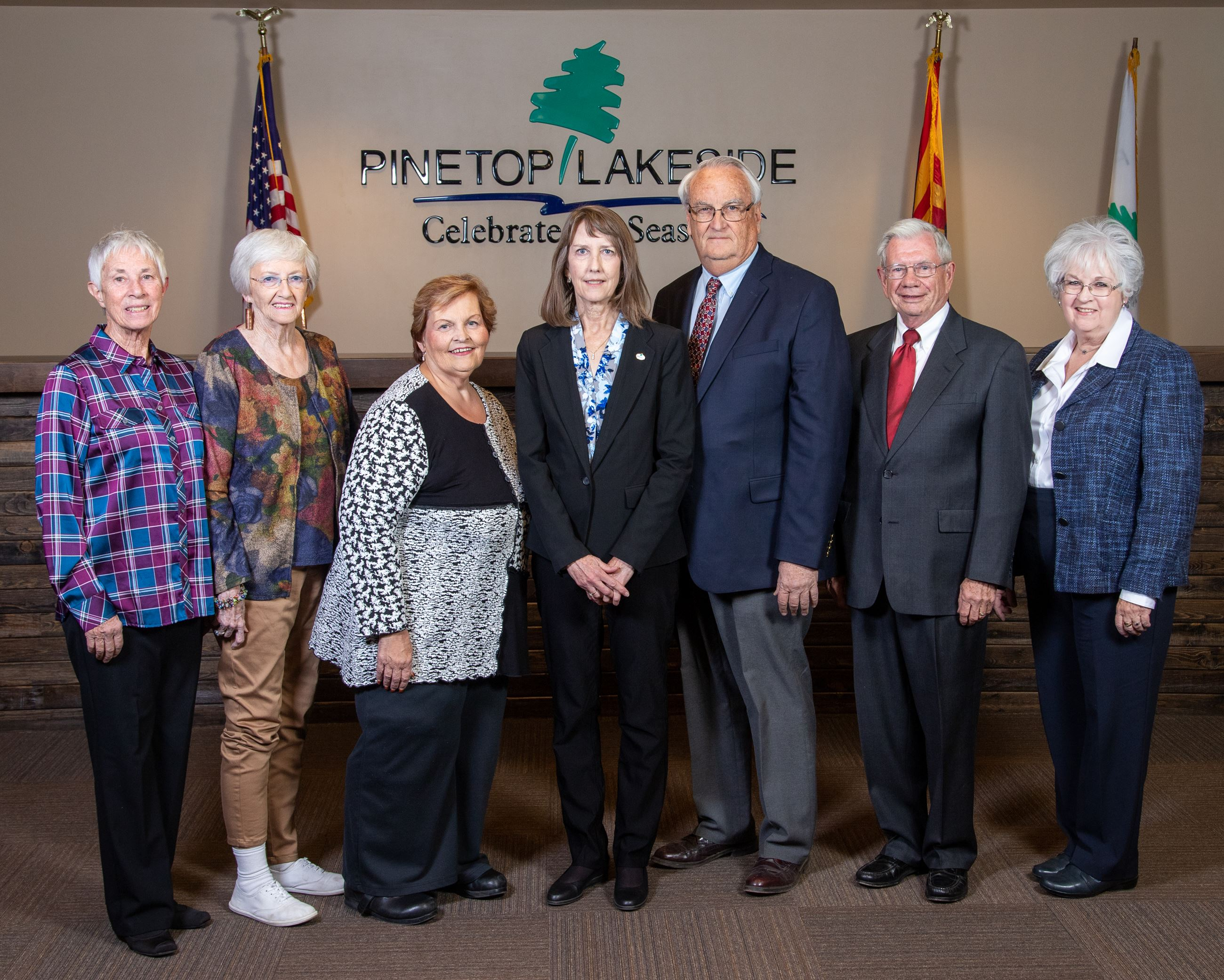 Photo of Town Council 2018 (JPG)