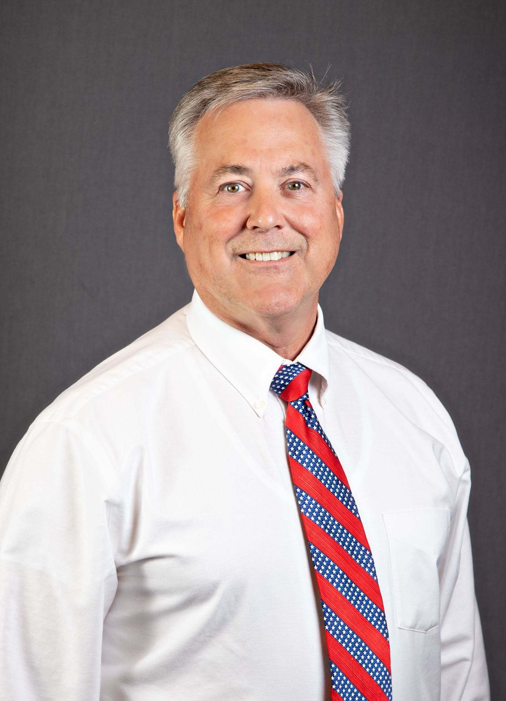 Photo of Town Manager Keith Johnson (JPG)