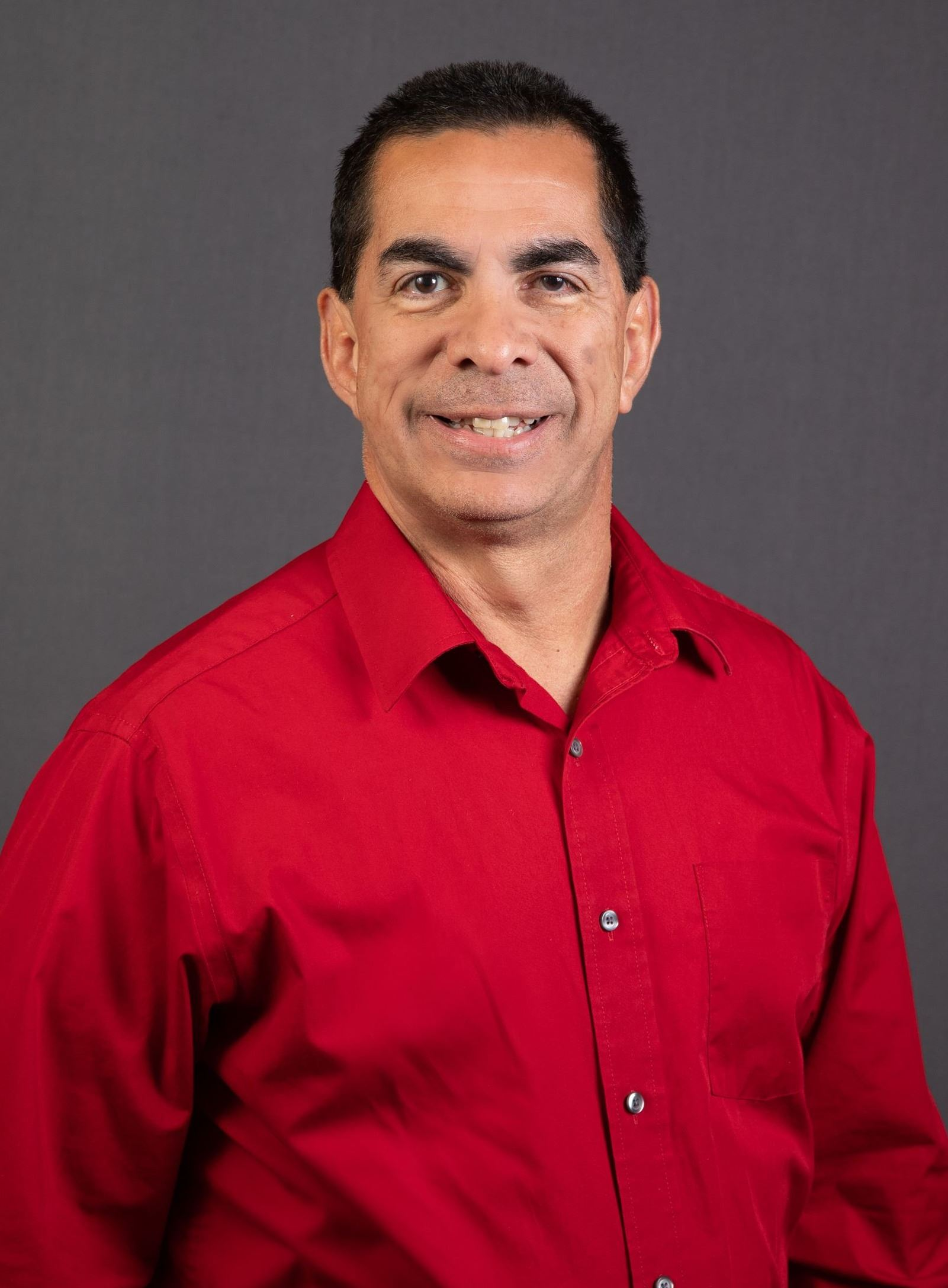 Photo of Community Services Manager Tony Alba (JPG)